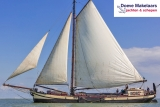 Sailing Clipper 25.06 with TRI
