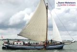 Sailing clipper, 50 day passen